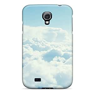 Fashion Tpu Case For Galaxy S4- Clouds 14527 Defender Case Cover by Maris's Diary