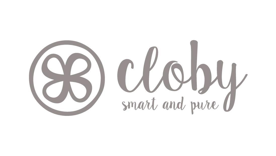 Pa/ños de muselina unisex Cloby CLOBY001