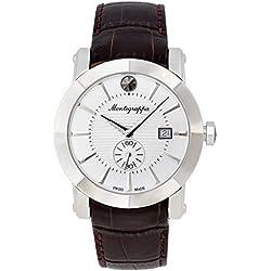 Montegrappa NeroUno Sub Seconds Men's Watch Swiss Made IDNUWACW Swiss Made