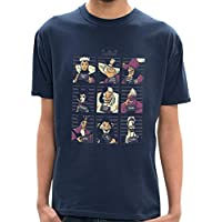 Camiseta Vilões - Masculina