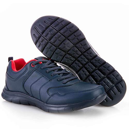 Femmes Sport Course Pied Axe A8014 Baskets De Chaussure blue Hommes Chaussures Multisport Boxing awEZwp