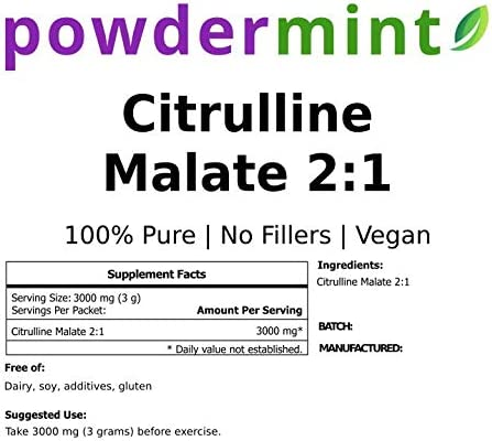 L-Citrulline Malate Powder 2 1