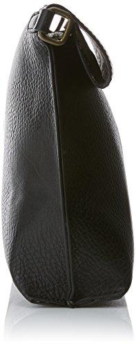 Skunkfunk Dalila, Shopper y Bolso de Hombro para Mujer, Negro (Black), 8x31x21 cm (W x H x L)