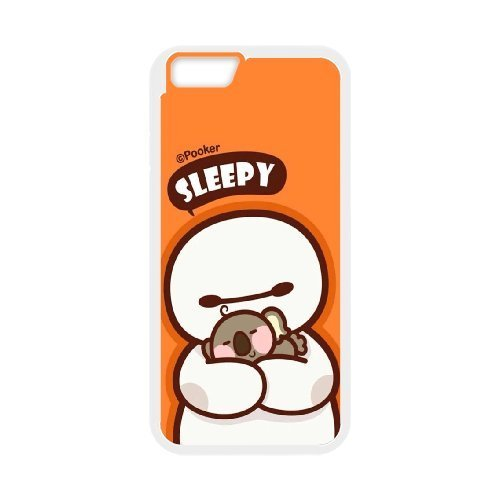 the best attitude d274f 9ec64 Amazon.com: Animated film Big Hero 6 Baymax phone case For Iphone 6 ...