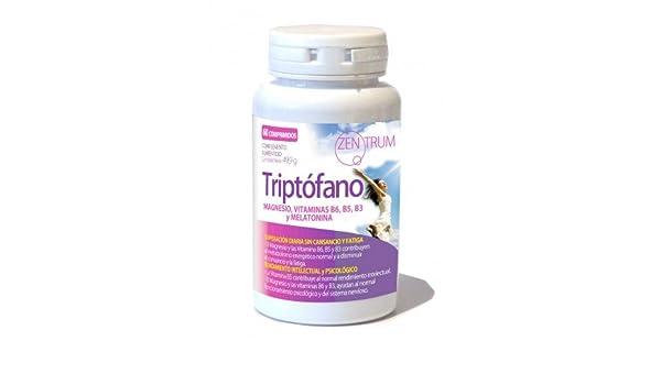 Triptófano comprimidos: Amazon.es: Salud y cuidado personal