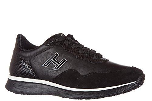 Hogan zapatos zapatillas de deporte mujer en piel nuevo h254 traditional 2015 ne