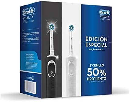 Oral B - Oral-B Vitality 100 Edición Especial Pack 2 Cepillos ...