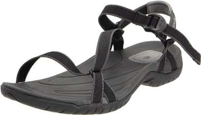 Teva Women's Zirra Sandal,Black,9.5 M US