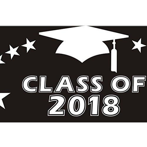 Bestoyard Class Of 2018 Diy Picture Frame Cutouts Photo Props