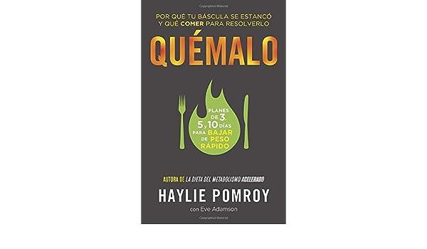 Qu?malo: Por qu? tu b?scula se estanc? y qu? comer para resolverlo (Spanish Edition) by Haylie Pomroy (2015-10-27): Haylie Pomroy;Eve Adamson: Amazon.com: ...