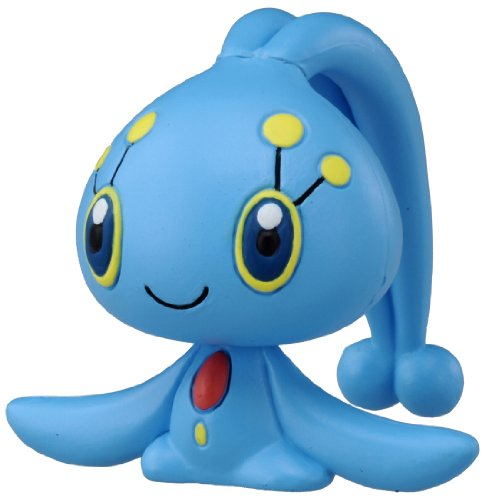 - Takaratomy MC-043 Official Pokemon X and Y Manaphy Figure