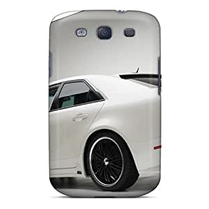 ShinnyStore Slim Fit Tpu Protector Tot27974NWjk Shock Absorbent Bumper Case For Galaxy S3