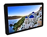 Eleduino 7 inch Portable Monitor 1280 x 800 IPS LCD Display with Hdmi Input,Ultra Slim,USB Powered,Outdoor readable,Bulit in Speakers,CNC Shell with Stand