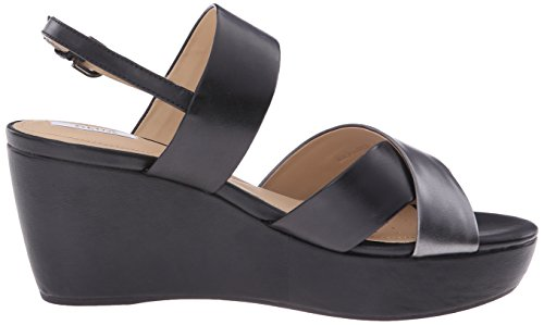Women's Black Sandals Wedge Geox Grey Thelma C 1caRaxEZ