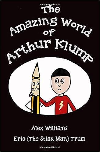 amazon the amazing world of arthur klump alex williams eric