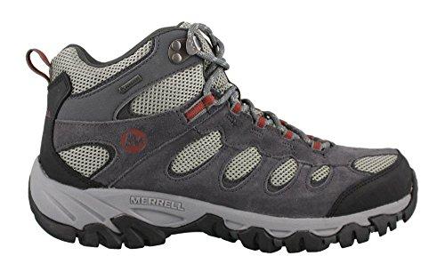 Merrell Men's, Ridgepass Mid GTX Hiking Boots Gray 12 M