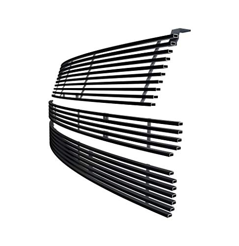 Off Roader eGrille Black Stainless Steel Billet Grille Combo Fits 03-07 Scion XB ()