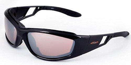 Sos Gripz Riders / Cryptic Sunglasses, Frame - Shiny Black Tr-90 / Lens - Pc - Sos Sunglasses