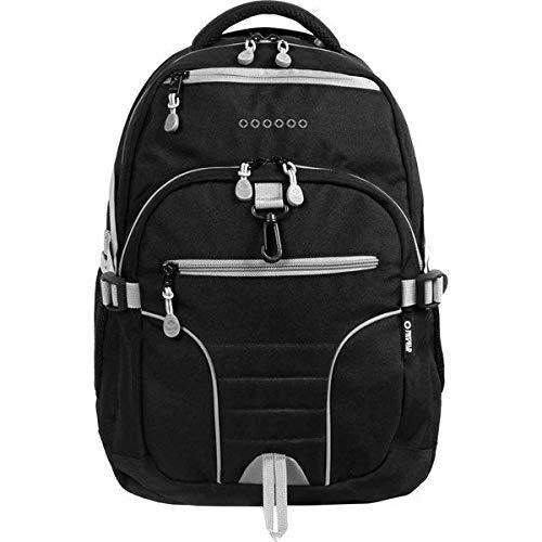[ジェイワールド] メンズ バックパックリュックサック Atom Multi-Compartment Laptop Backpack [並行輸入品] B07HBZ8S5T  One-Size