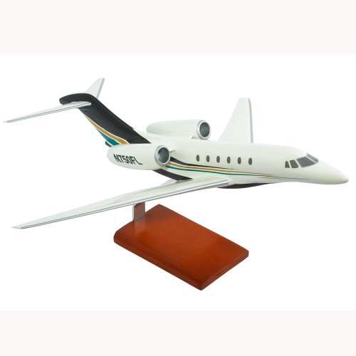 - Mastercraft Collection Cessna Citation X - 1/40 scale model