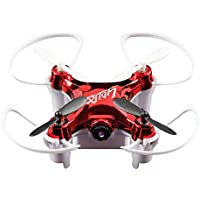 Cloudwal-LIDIRC L7HW 2.4GHz 4CH 6 Axis Gyro Mini RC Quadcopter Helicopter Headless Mode One Key Return 0.3MP Camera