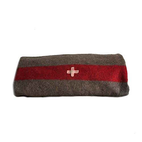 italian army blanket - 6