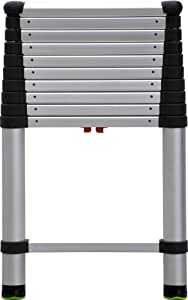 Telesteps 1400E OSHA Compliant, 10.5 ft, Silver