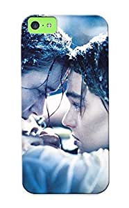 Awesome Design Rose And Jack - Titanic Hard Case Cover For Iphone 5c(gift For Lovers)