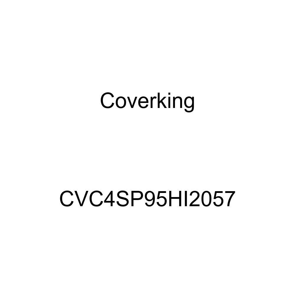 Coverking CVC4SP95HI2057 Black Stormproof Custom Vehicle Cover