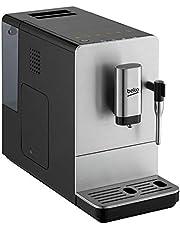 Beko CEG5311X Automatische espressomachine - 1350 W / 15 bar - Zwart / RVS