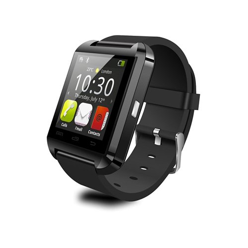 U8 Wearable Smartwatch,Bluetooth3.0 Camera Message Media Control/Hands-Free