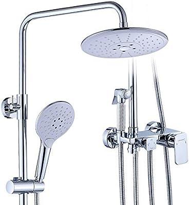 Columna de Ducha Shower Set Sistema de Ducha Ducha de Baño Ducha ...