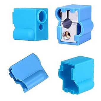 SGerste - Carcasa de silicona para impresora 3D V6 Hotend, color ...