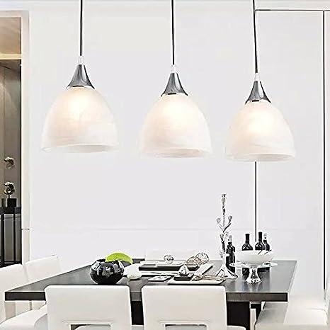 Lámpara de techo de comedor de accesorios de iluminación de jardín ...