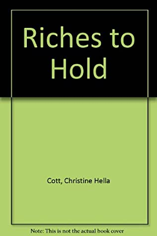 book cover of Riches to Hold