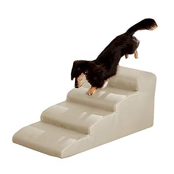 Escaleras y escalones Rampa De Escaleras para Mascotas Fácil ...