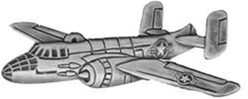 B-25 Mitchell Bomber Large Badge Pin