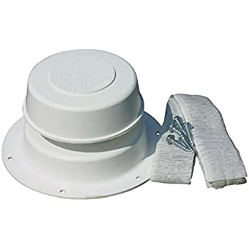 Amazon.com : RV Plumbing Sewer Vent Roof Cap w/Removable