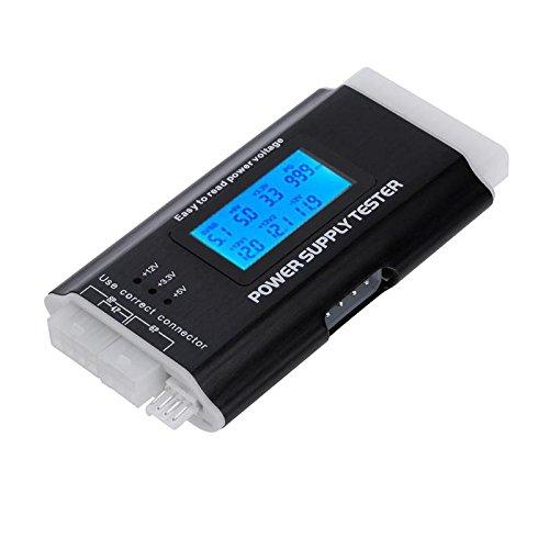 AMZVASO - Digital LCD Display Pc Power Supply Tester Checker Power ATX Measuring Tester Electronic Repair Tool by AMZVASO (Image #6)
