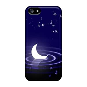 [ubbJk6493gAXlg]premium Phone Case For Iphone 5/5s/ Moon Tpu Case Cover
