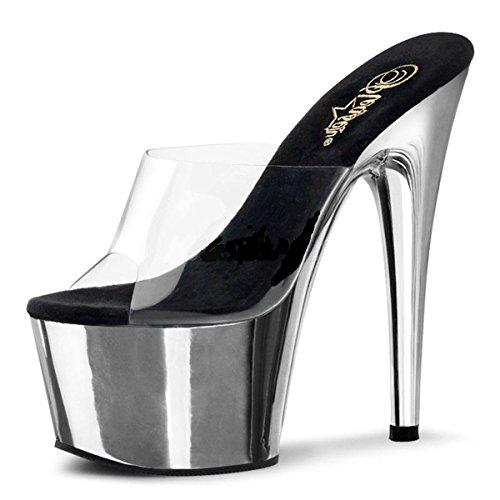 Sandaali Alustalla 7 Pleaser Stiletto Luistaa Jumaloida 701 Korkokengät Naisten n7RxqzfPw4