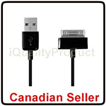 USB Data Sync Charger Cable for Samsung Galaxy Tab Tablet 8.9 and 10.1