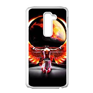 Man With Wings Hot Seller High Quality Case Cove For LG G2