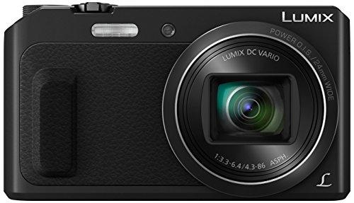 Panasonic Lumix DMC-TZ57 ( 17.5 Megapixel,20 -x opt. Zoom (3 Zoll Display) )
