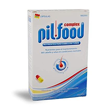 PILFOOD COMPLEX 60 CAP