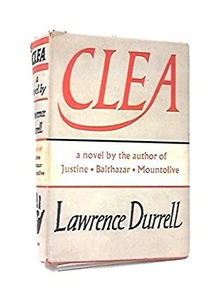 book cover of Clea