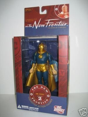 (JLA New Frontier 2: Dr. Fate Action Figure)