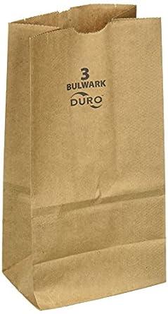 Amazon.com: Duro ID # 30903 3 # Baluarte SOS Bolsa 52 ...