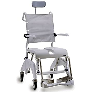 Amazon.com: Aquatec OceanVIP Tilt-In-Space Shower Commode Chair ...