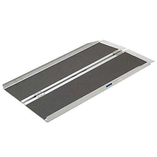 - Silver Spring Aluminum Folding Wheelchair Ramp Plus 4' x 29